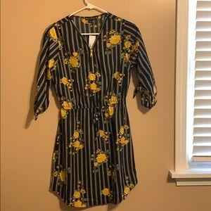Riley James Flower Dress